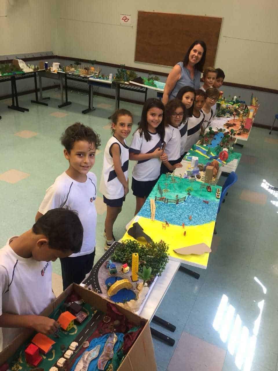 2ºs anos – Observando ambientes naturais e modificados