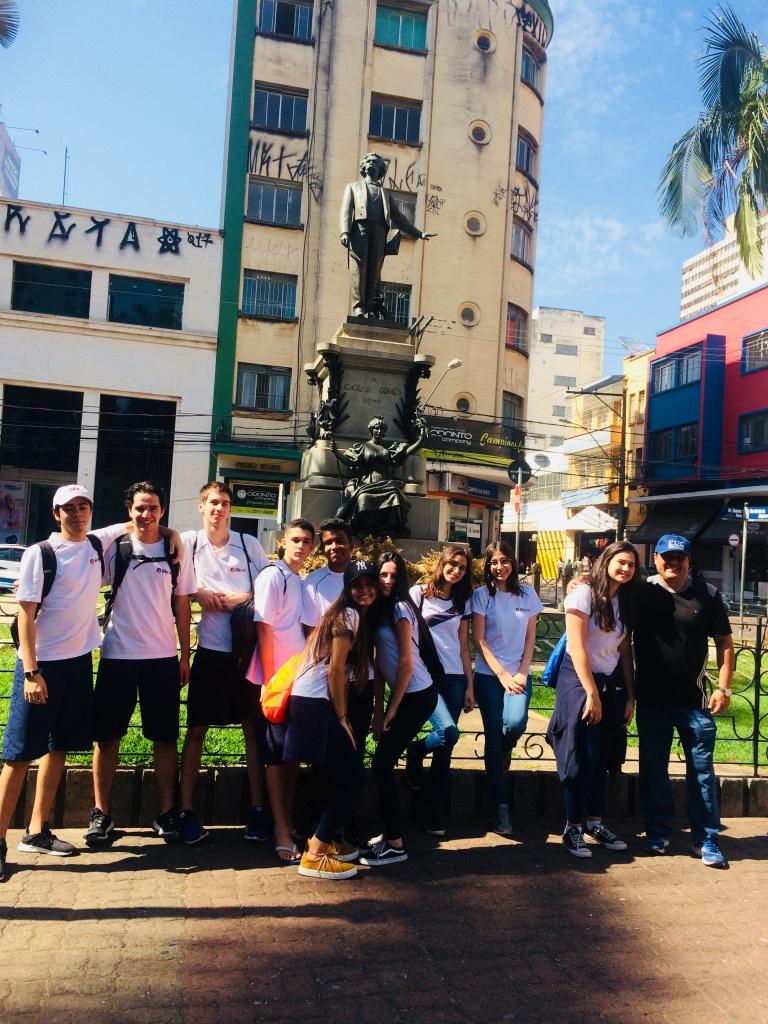ENSINO MÉDIO – CENTRO HISTÓRICO DE CAMPINAS