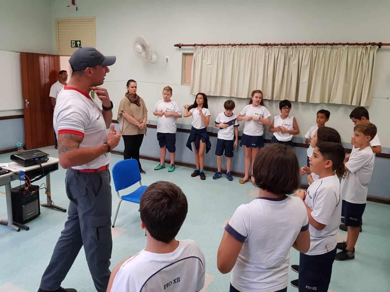 ORIENTAÇÕES SOBRE PRIMEIROS SOCORROS – 5ºS ANOS