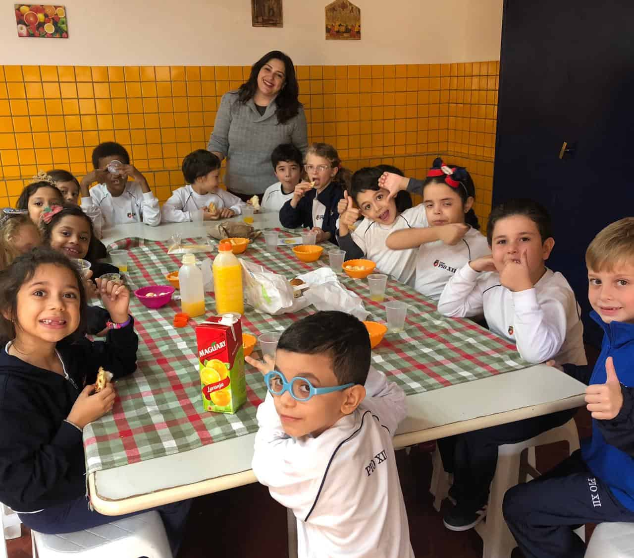 LET'S HAVE A PICNIC 1º ANO